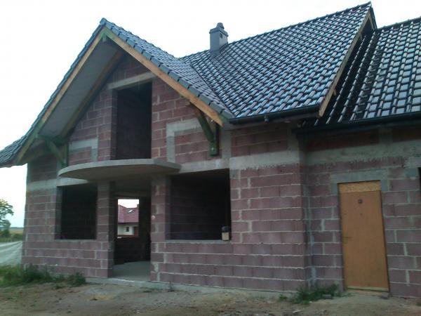 dom w budowie 1