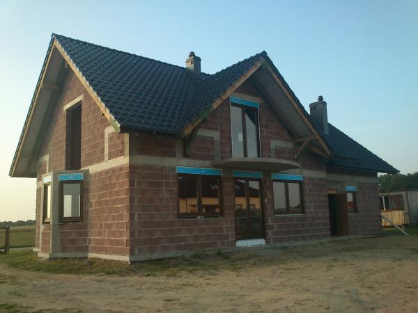 dom w budowie 12