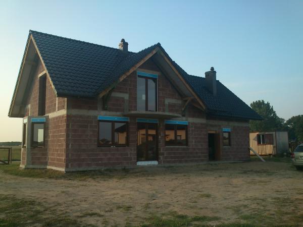 dom w budowie 13