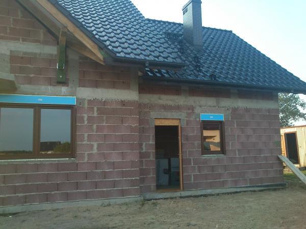 dom w budowie 17