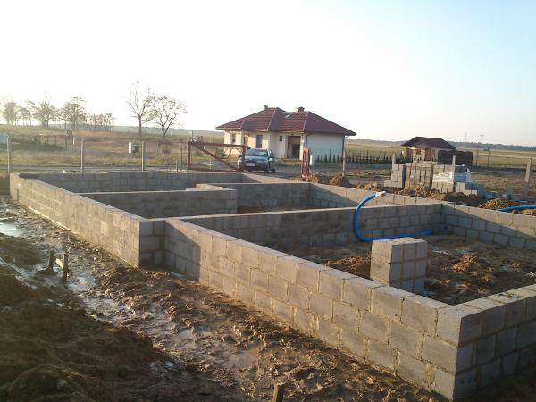 dom w budowie 22