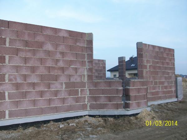 dom w budowie 8